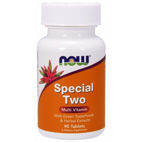 Now foods special two nat.wit.-miner....