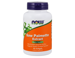 Now foods Saw palmetto extract 90 tabl.