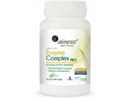 Aliness Enzyme complex 90 kaps.