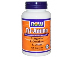 Now foods tri-amino 120 kaps.