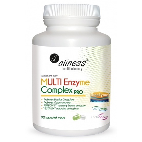 Aliness Multi Enzyme complex pro 90 k...