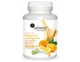 Aliness Witamina C 1000 mg.plus