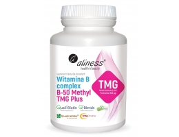Aliness Witamina B-50 methyl TMG Plus
