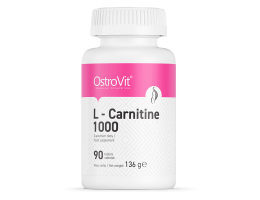 OstroVit L-CARNITINE + GREEN TEA + CLA 90 softgel