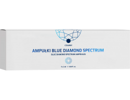 Colway Ampułki blue diamond spectrum 9 x 2 ml.